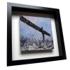 Angel of the North - Framed Tile