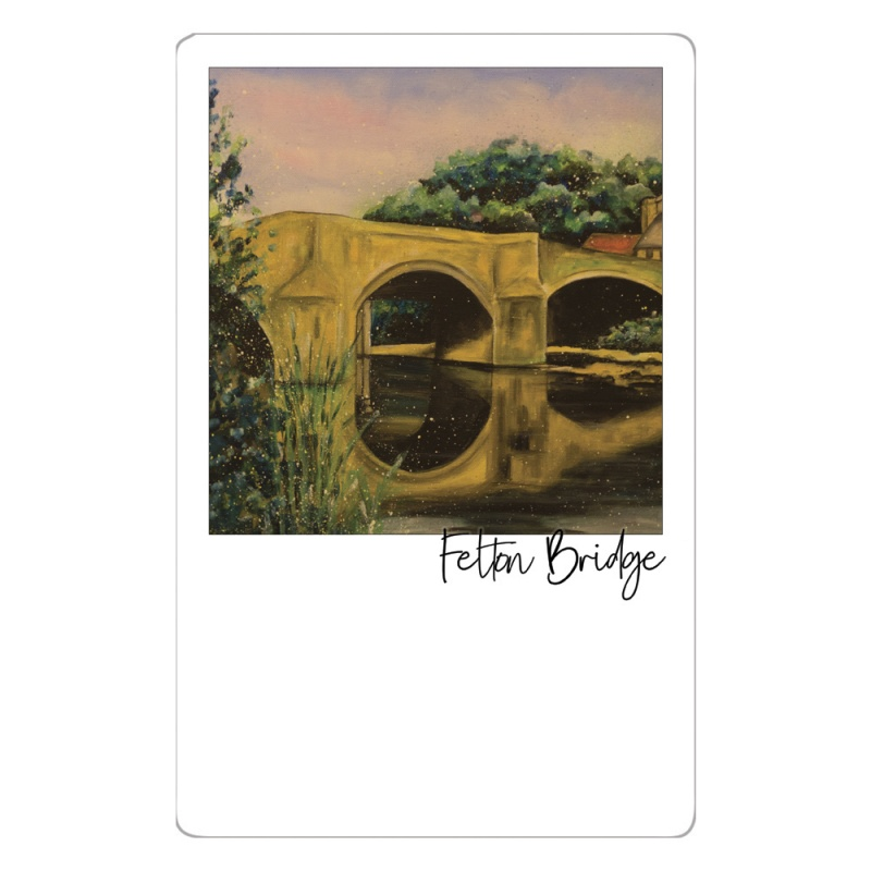 Felton Bridge  Magnet