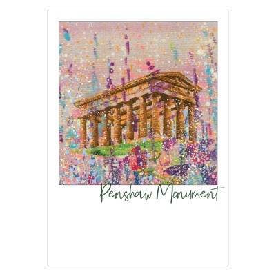 Penshaw Monument Post Card