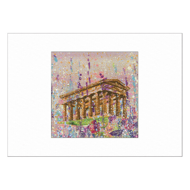 Penshaw Monument  Limited Edition Print 40x50cm