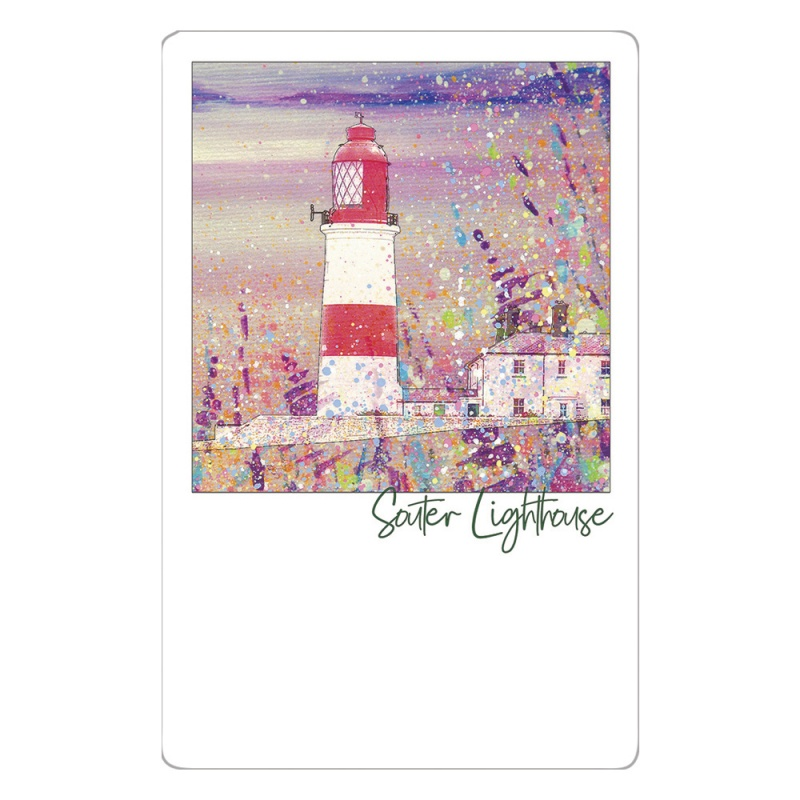 Souter Lighthouse Magnet