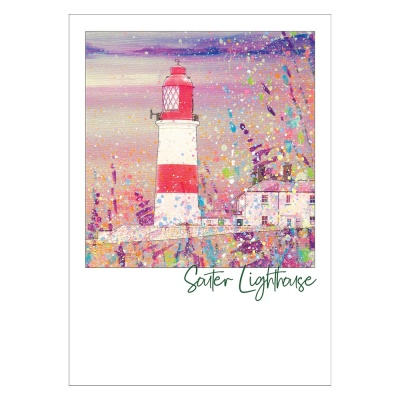 Souter Lighthouse Post Card