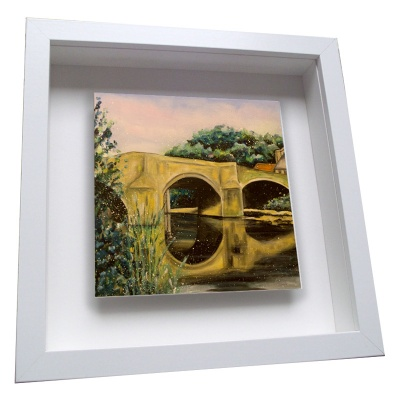 Felton Bridge - Framed Tile